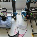 El IES PALOMARES colabora en la fabricación de material sanitario con la impresora 3D