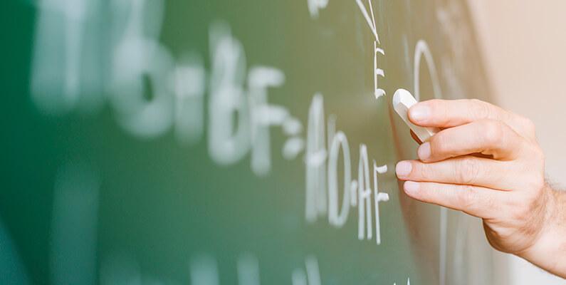 Instrucciones sobre matriculación