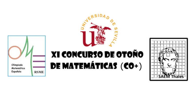 El I.E.S. Palomares  queda entre los 10 primeros en el XI concurso de otoño de matemáticas