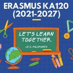IES Palomares seleccionado como centro con Acreditación Erasmus KA120 en el ámbito de la Educación Escolar para el periodo 2021-2027